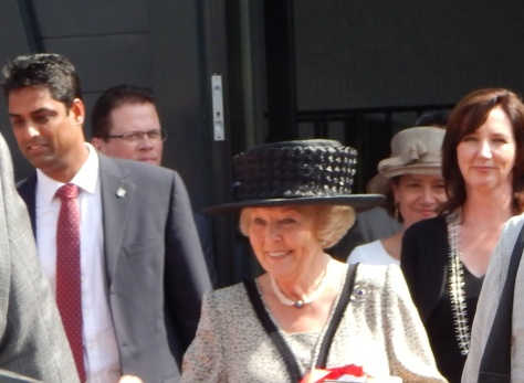 Princess Beatrix of the Netherlands