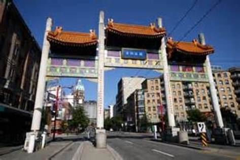 Vancouver has a long-established Chinatown