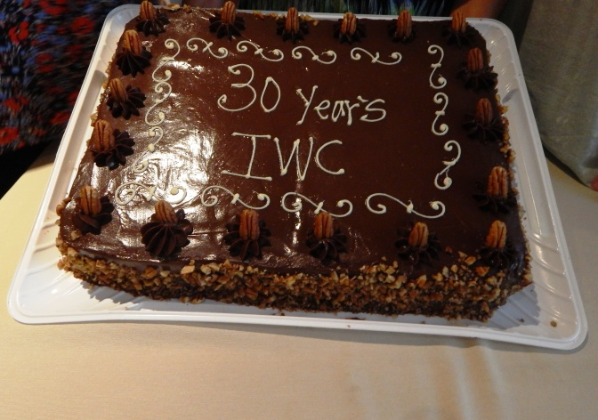 The IWC is 30 years young!