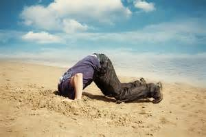Head-in-the-Sand?