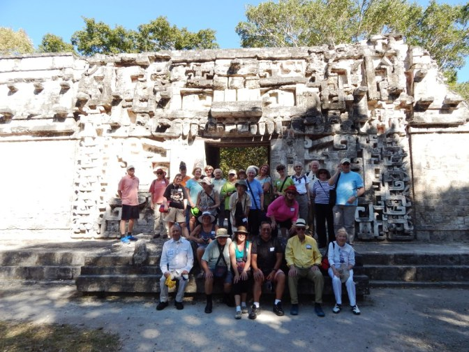 Day Two: Chicaná and Becan