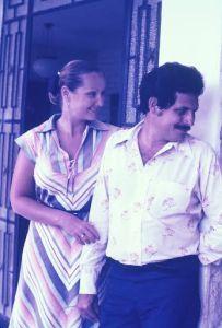 Jorge and Joanna 1976