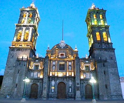 Xalapa and Puebla