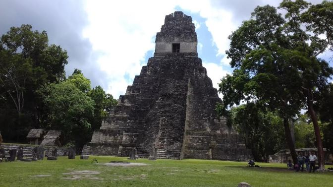 Day Three: Tikal